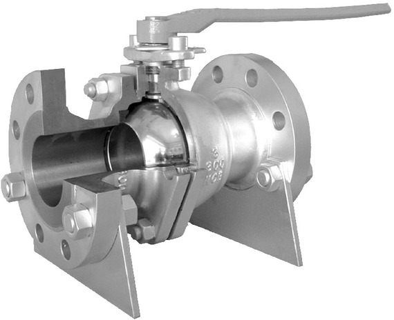 Floating Trunnion Ball Valves