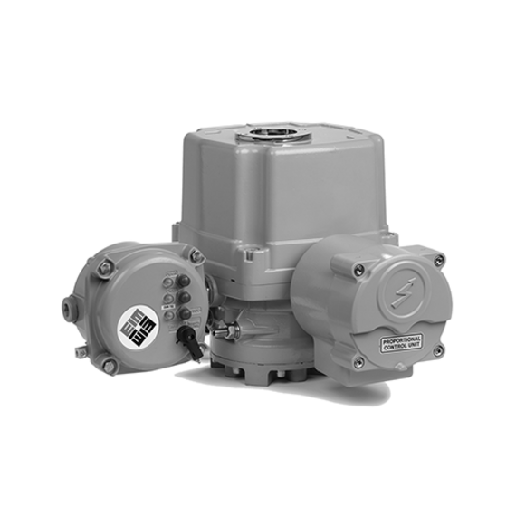 EIM HQ-Series Quarter-turn Electric Valve Actuator