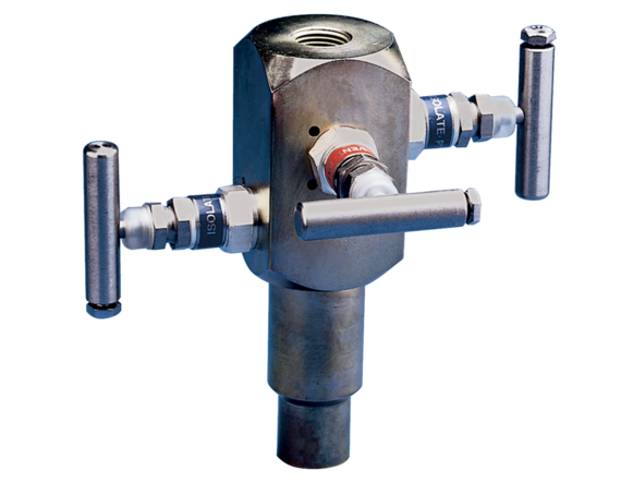 Model HD29 Primary Isolation Valve