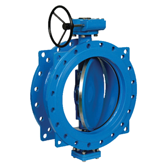 Figure 627 Double Flanged Butterfly Valve