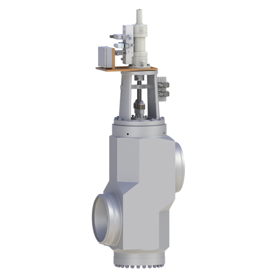 Sempell Model 146 Severe Feedwater Service Valve
