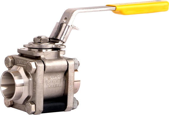 KTM Mecafrance Series RA Ball Valves-Manual
