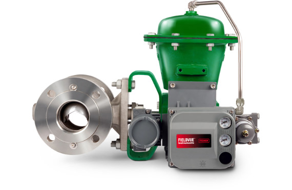 Thickener underflow applications require aggressive and hardened control valve solutions.