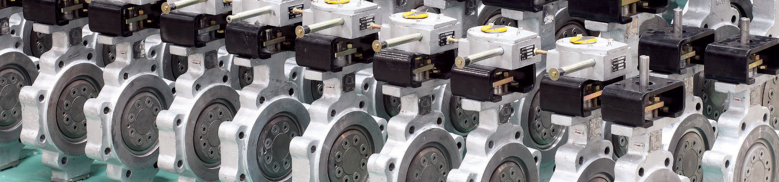 Pump Isolation Valves